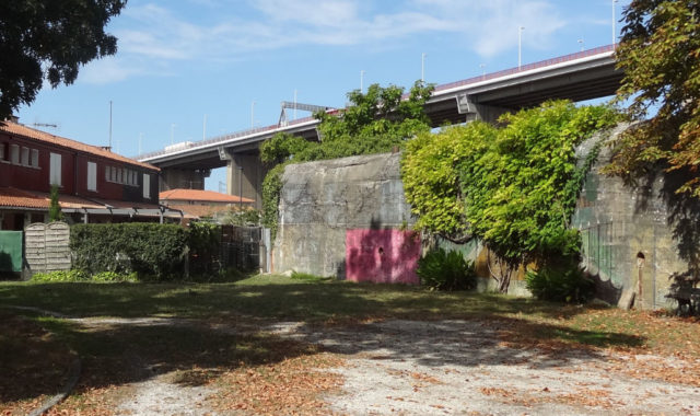 Bunkers à Bacalan