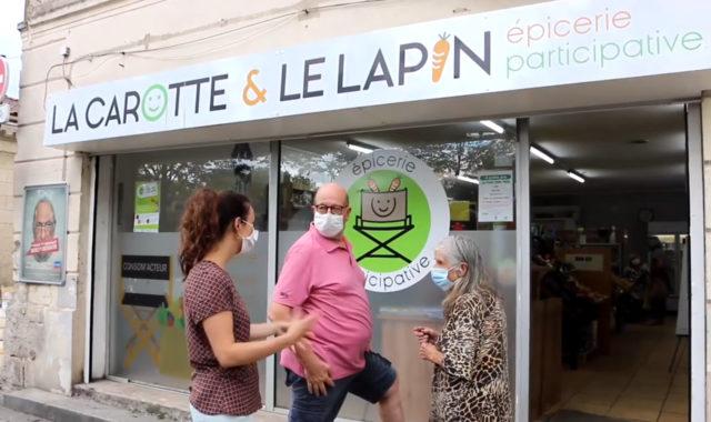Une épicerie participative à Bacalan